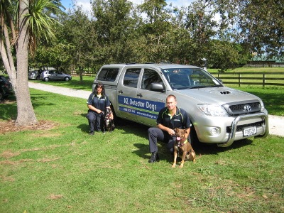 NZ Detector Dogs  offer  consultancy services to businesses and organisations